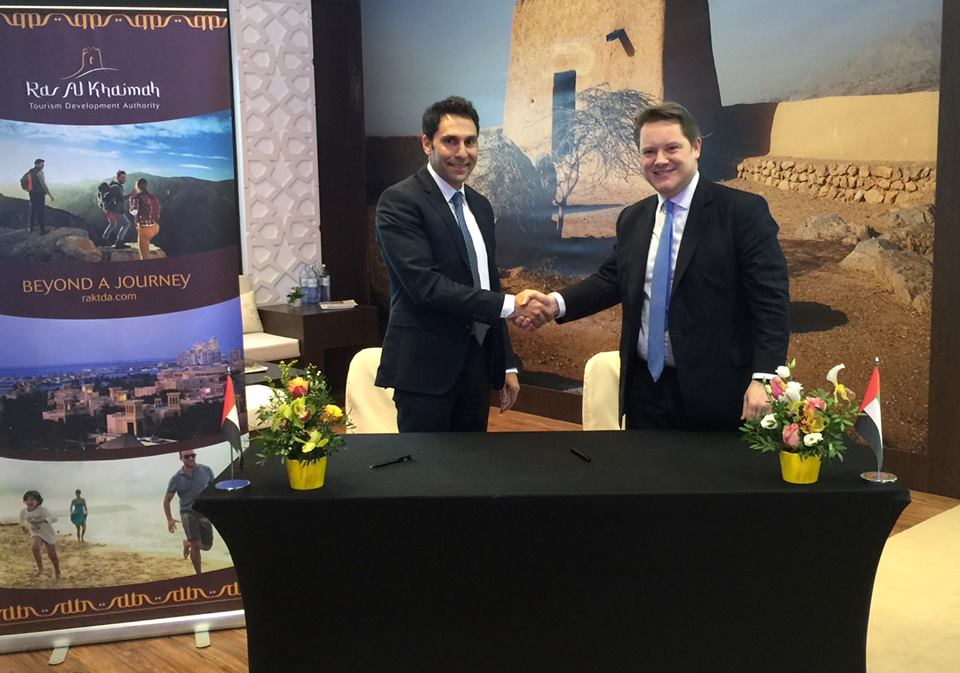 Thomas Cook And Ras Al Khaimah Tourism Announce Strategic Partnership To Promote The Emirate As A Premier Destination For Leisure Tourism
