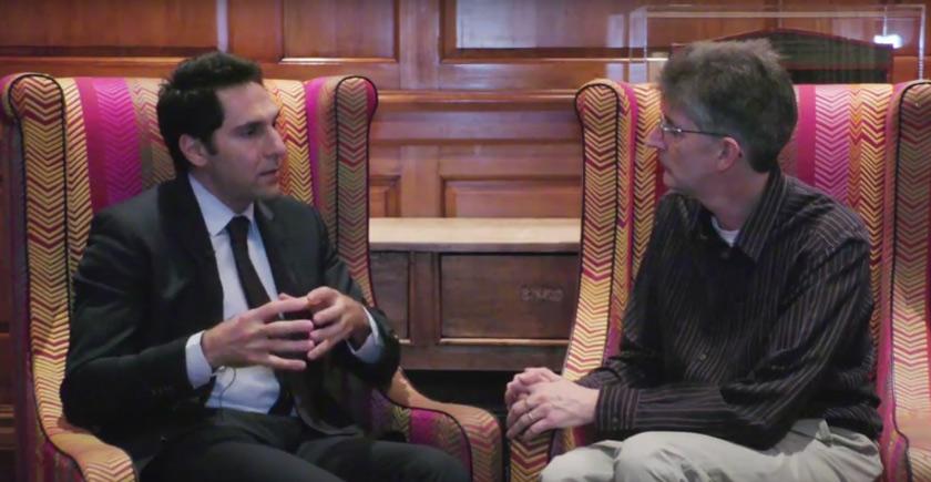 "Globetrottertv.com  ""Exclusive Interview With Haitham Mattar"""