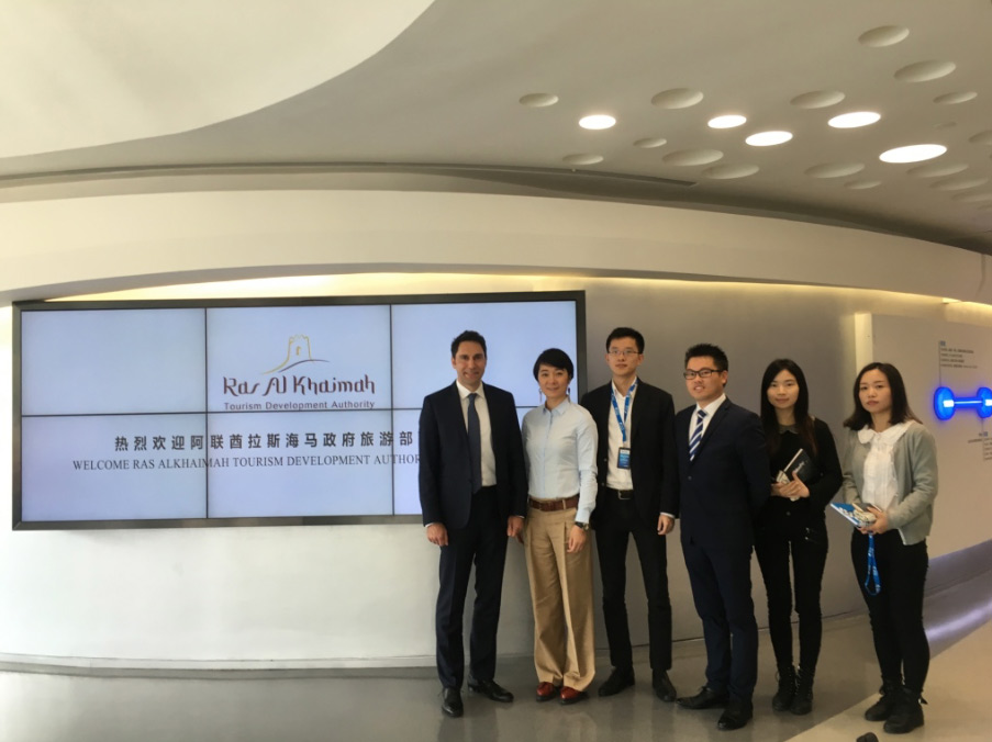 Ras Al Khaimah Attracts Travellers From Far And Wide As Haitham Mattar, CEO Of Tourism Development Authority, Visits China To Raise Awareness In International Markets
