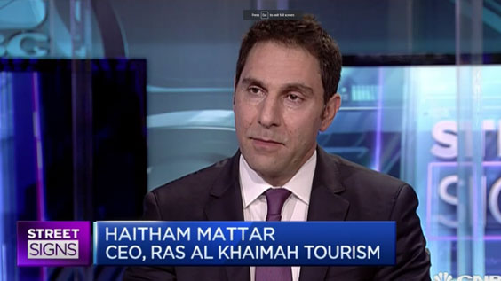 CNBC – Tourism In The Middle East