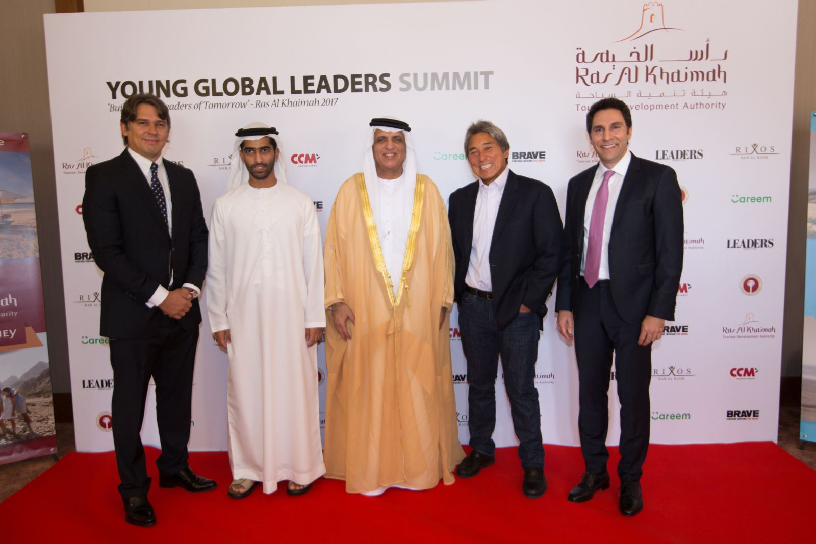 2  Ras Al Khaimah Concludes Second Young Global Leaders Summit