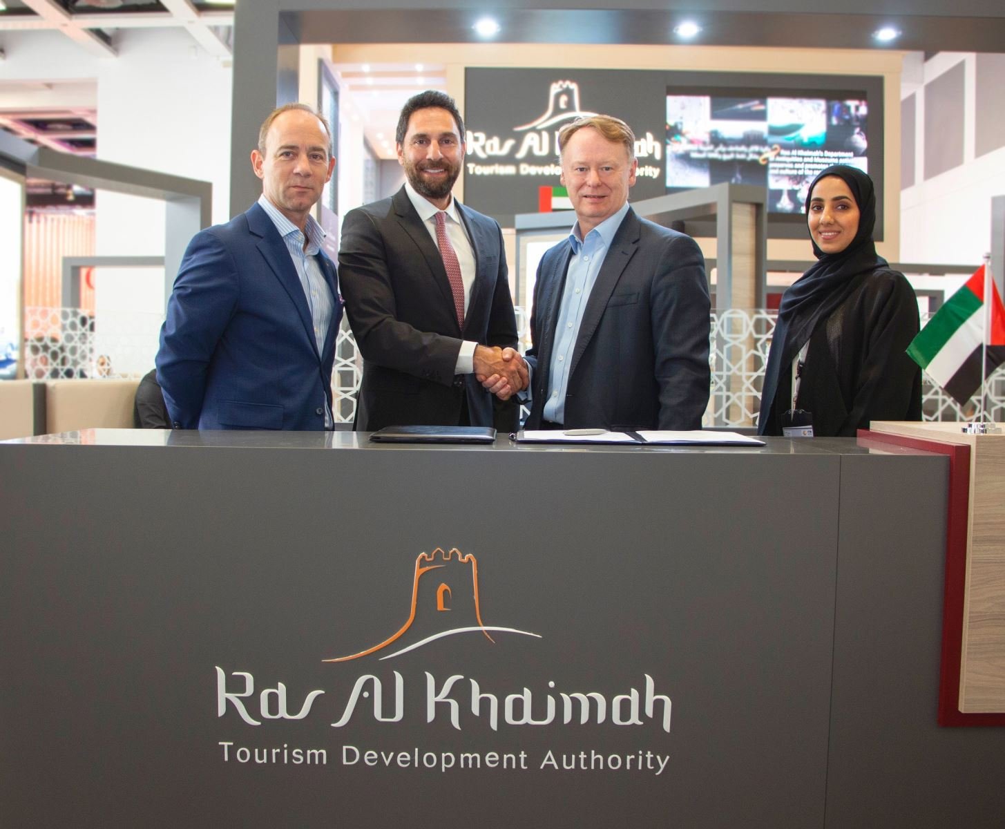 Ras Al Khaimah Tourism Development Authority Enters Into Agreement With Mantis Group To Operate Upcoming Luxury Camp Project On Jebel Jais