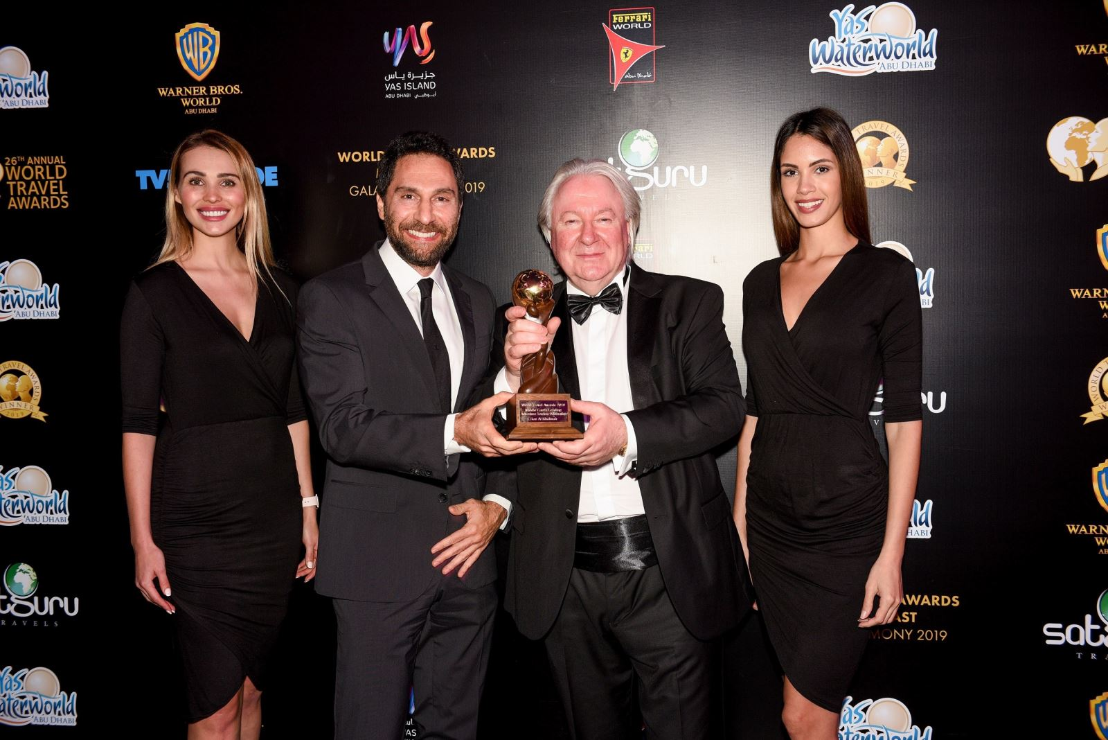 Ras Al Khaimah Scores Double Win At World Travel Awards